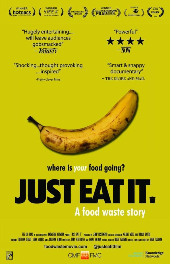 Just eat it - Documentaire gaspillage alimentaire